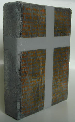 """wrong"" - acryl auf leinwand - 18 x 13 cm"